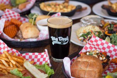 Big Dogs' bar in Las Vegas happy hour - craft beer & great food - Happy Hour Near Me