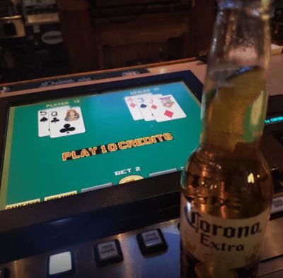 Cariba-charlies-rainbow-tropicana-beer-gaming