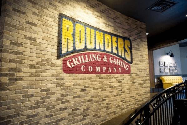 Rounders Volunteer