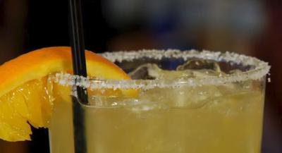 DIY Mimosa Margarita Drink Recipe