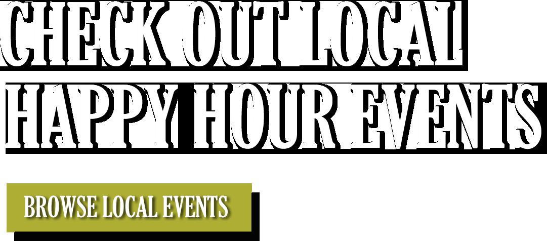Find happy hour events near me - Las Vegas, Henderson, Summerlin NV