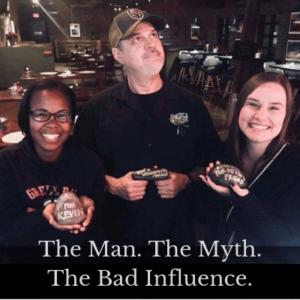 Dougie-man-myth-bad-influence