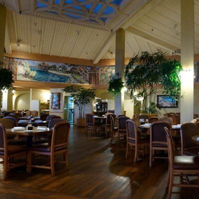 Edgewater Grill San Diego Interior