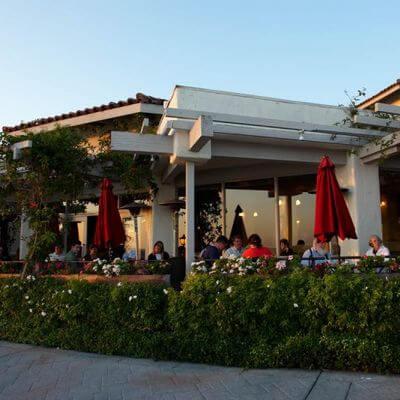 Edgewater Grill San Diego Patio