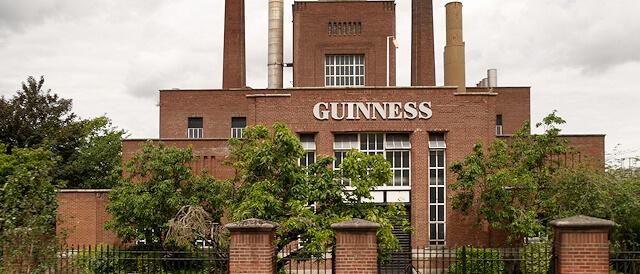 Guinness Brewery Dublin Ireland