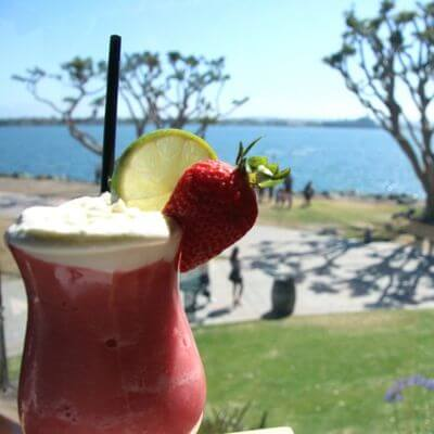 Harbor House Seafood San Diego Drink