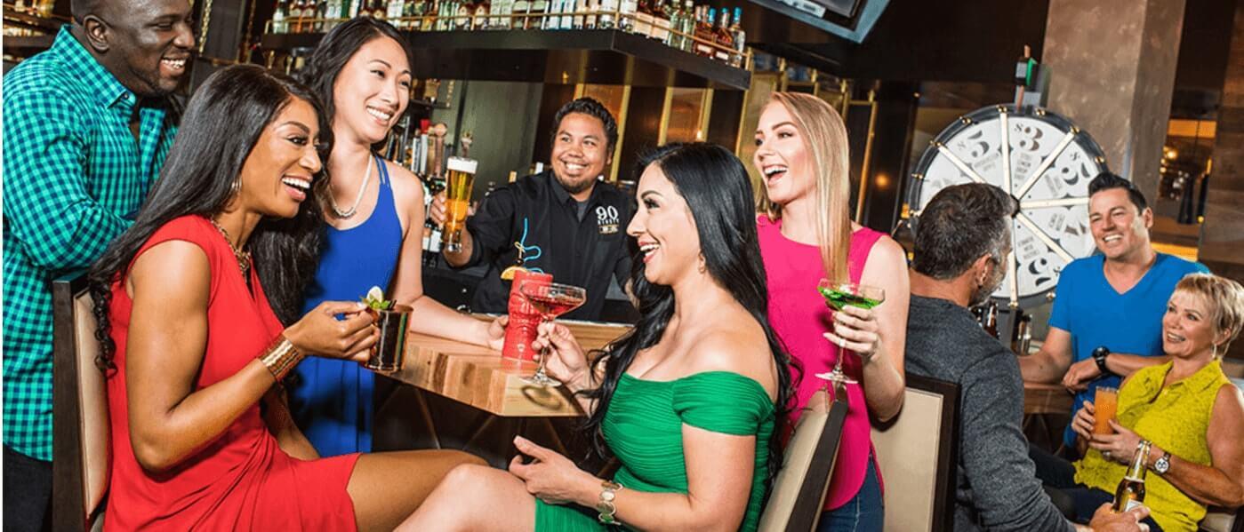 90 Ninety Bar & Grill Suncoast Hotel