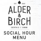 Alder & Birch Cocktails & Dining Social