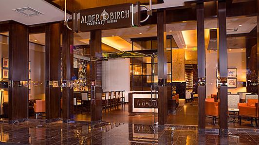 Alder & Birch Cocktails & Dining
