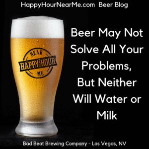 Beer Blog Bad Beat Las Vegas