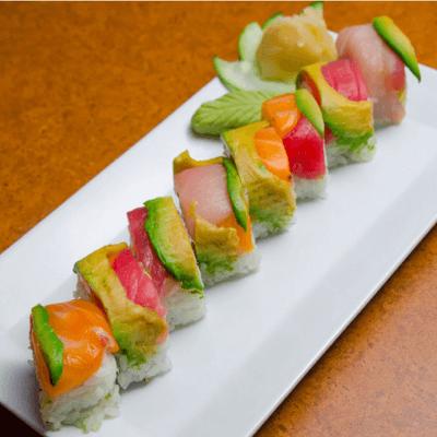 Brigg's Oyster Co Sushi Bar Suncoast