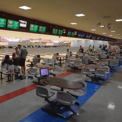 Fans Sports Bar Bowling Alley Suncoast