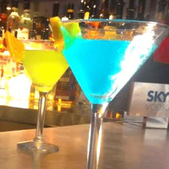 Filament Bar cocktails