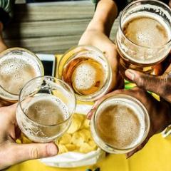 Hi Scores Bar Henderson Beer