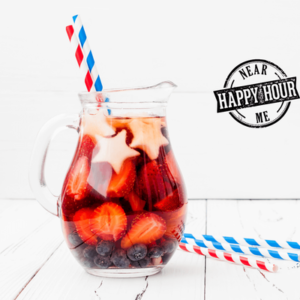 Independence Day Cocktail Sangria