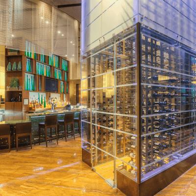 MRKT Land & Sea Wine Bar Aliante