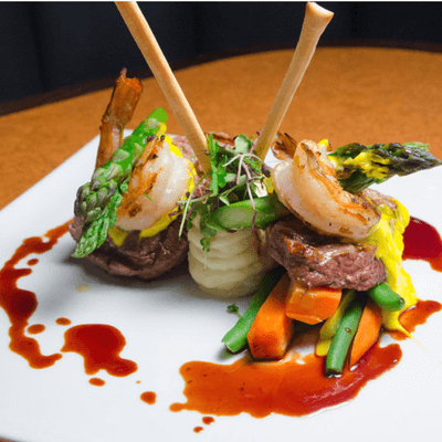 SC Prime Steakhouse Tournedos of beef