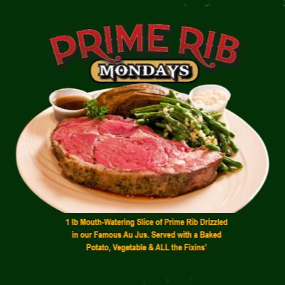 Jacksons Bar Grill Prime Rib Vegas