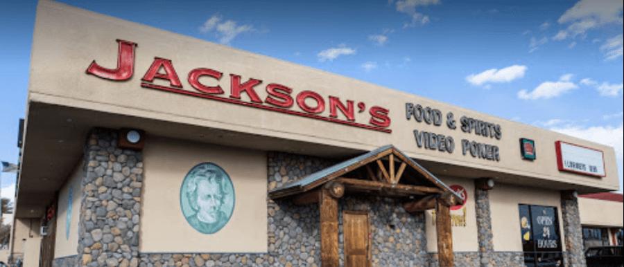 Jacksons Bar Grill Las Vegas
