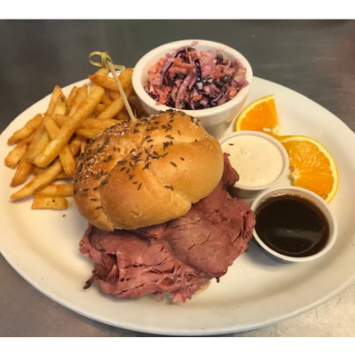 Town Center Lounge Beef on Weck