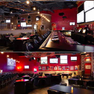 Town Center Lounge Gaming Bar